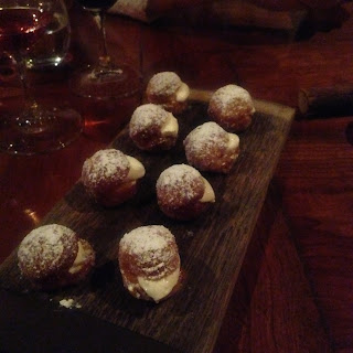 hentley farm, barossa, degustation, adelaide, fine dining, dinner, dessert, sweets, kitchener buns