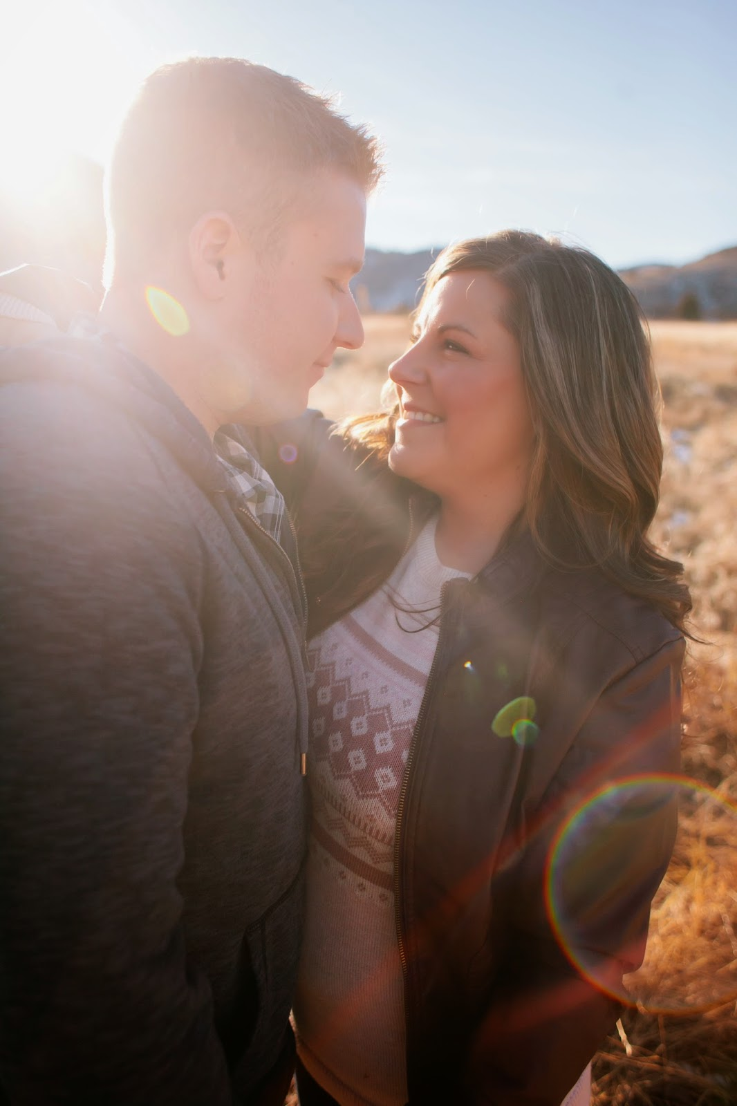Brooke Bloomfield and Tommy Henson - Engagement Photos with Audrey Hannah Brooks