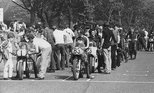 Manx Grand Prix, Motorsports, Grand Prix motorcycle racing,