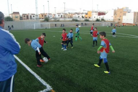 Plan de dinamización y promoción deportiva