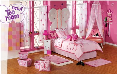 Decor: موديلات غرف نوم للبنات