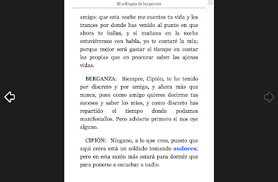 Lectura del epub en el navegador