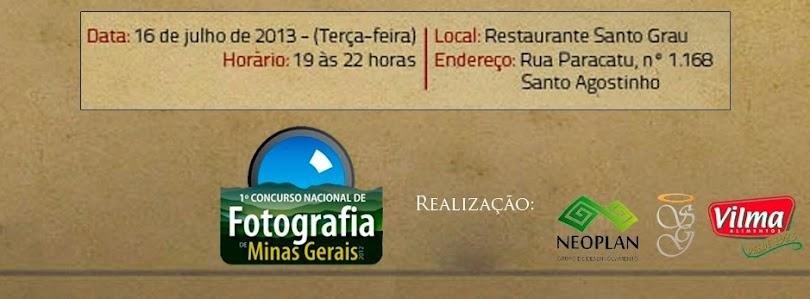 Concurso Nacional de Fotografia de Minas Gerais