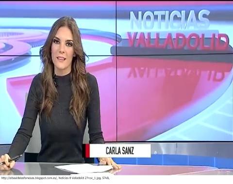 Resultado de imagen de CARLA SANZ