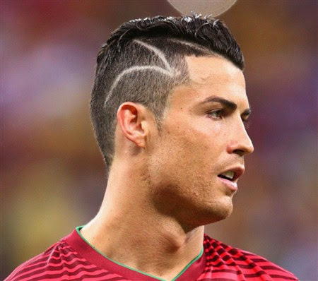 Trend Model Gaya Rambut Cristiano Ronaldo Pilihan Terbaru 2015