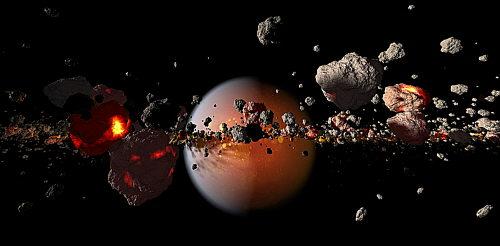 informacion sobre planeta tierra: