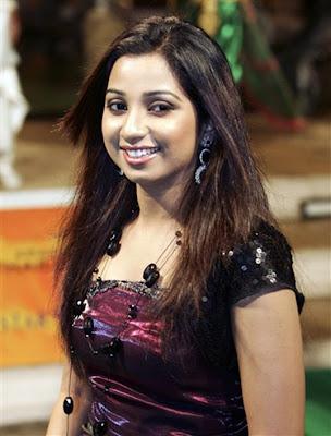 shreya ghoshal pics