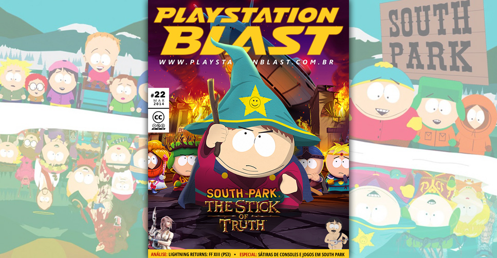 Revista PlayStation Blast Nº22 Douglas_Fernandes_rev_psb22