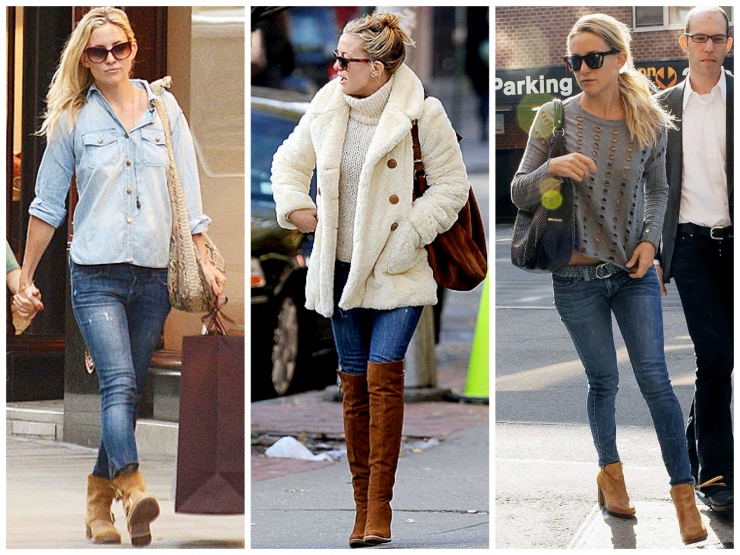 The Blush Blonde Celebrity Style Obsession Kate Hudson