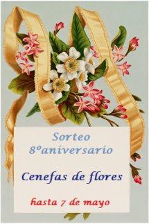 8º aniversario del blog y ¡¡sorteo sorpresa!!