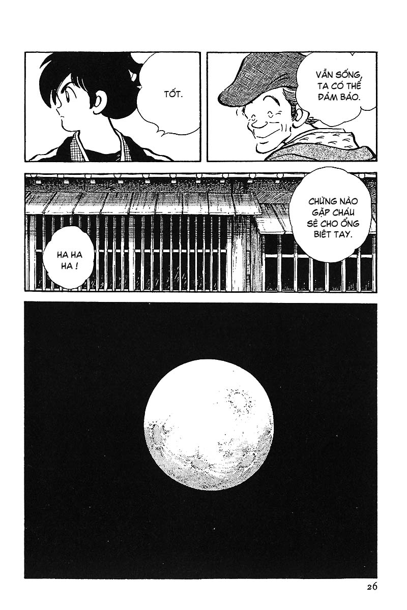 Nijiiro Togarashi - Ớt Bảy Màu chap 1 - Trang 28