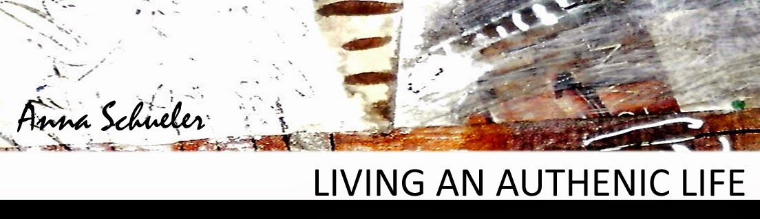 Anna Schuler  - Living an authentic life