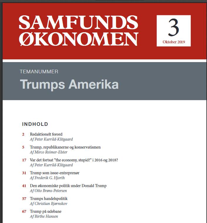 """Trumps Amerika"" (2019)"