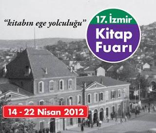 17. İzmir Kitap Fuarı'na Gidin.