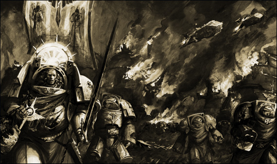 deathwing 40k art - photo #6