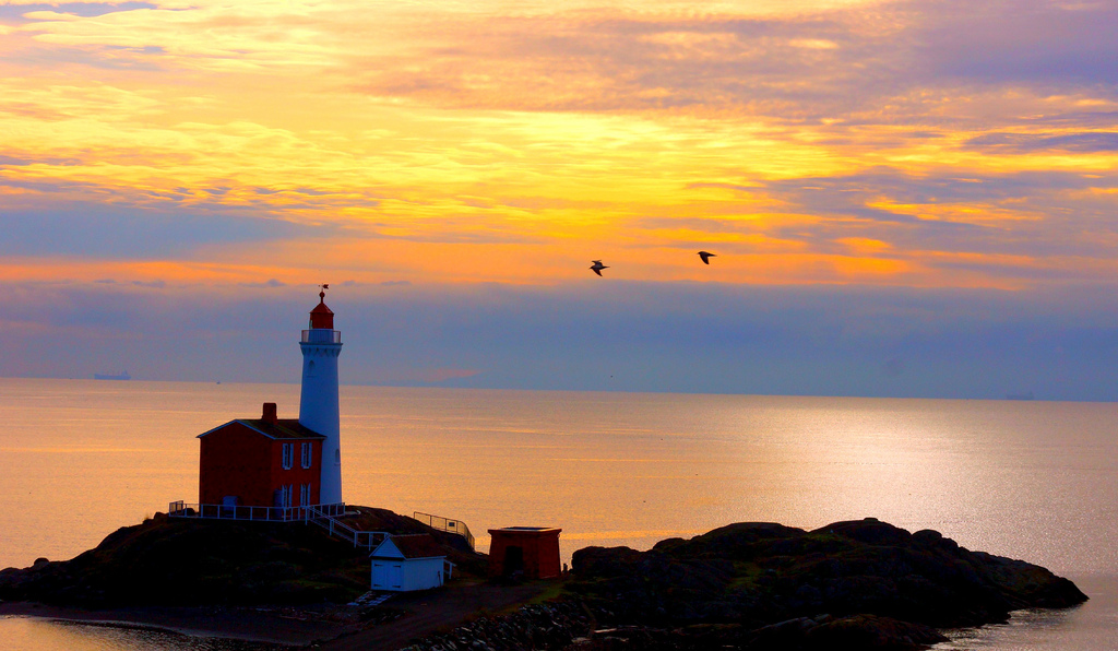 Fisgard Lighthouse, Canada