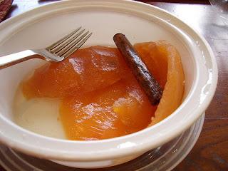 Receta de cascos de toronja el almibar
