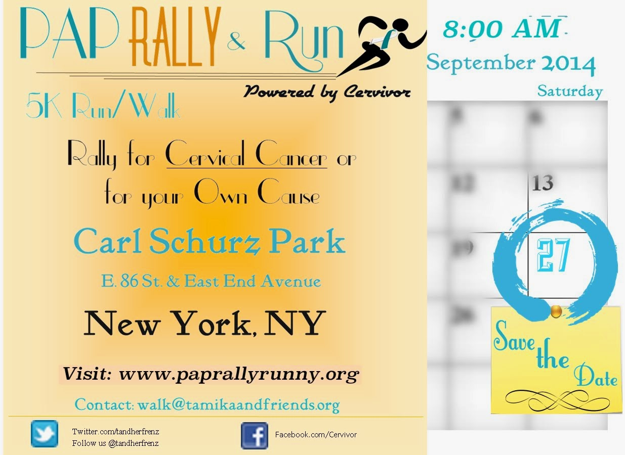 Pap Rally & Run 5K