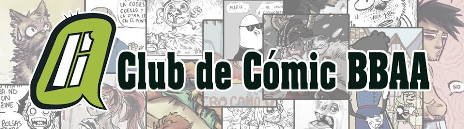 Club de Cómic Bellas Artes Valencia