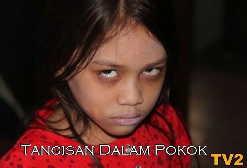 Sinopsis Tangisan Dalam Pokok TV2, review drama Tangisan Dalam Pokok, pelakon dan gambar drama Tangisan Dalam Pokok TV2, drama tv seram telemovie Hari Ibu 2015, penggambaran drama di Sarawak, genre drama seram mistik misteri TV2