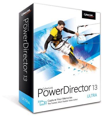 Cyber PowerDirector Ultra