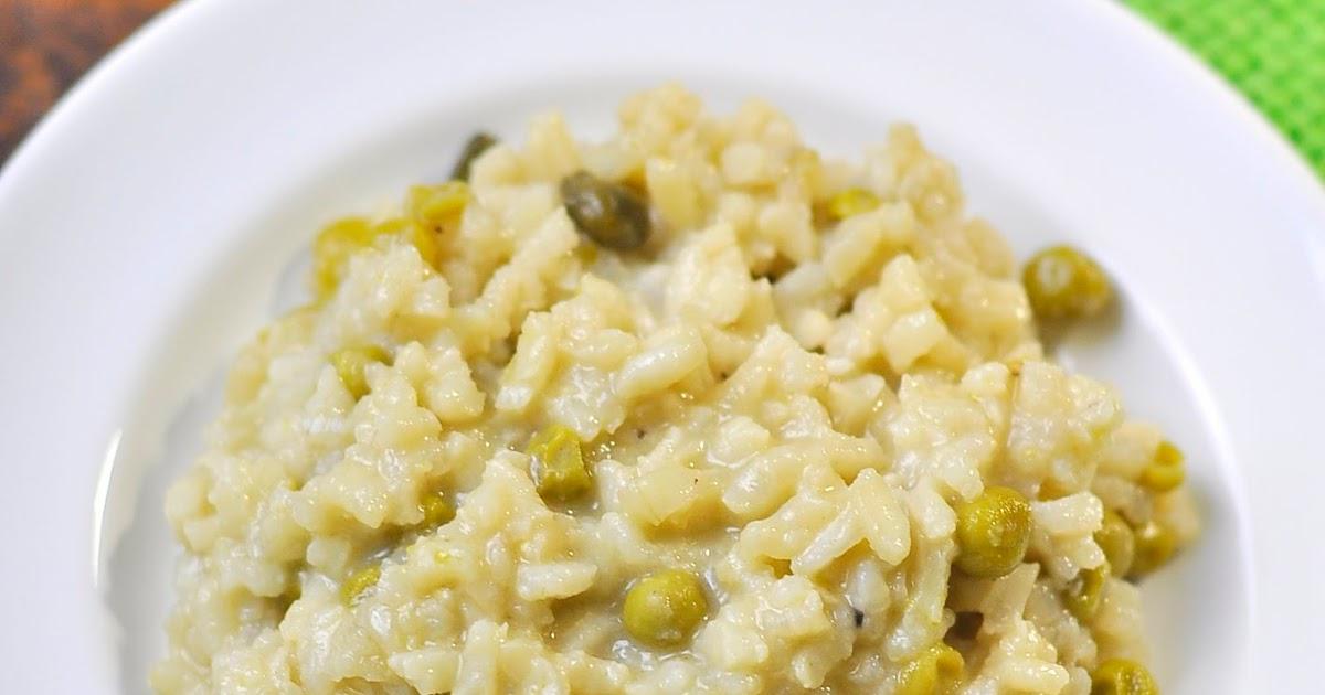 A cocinar y disfrutar risotto de champi ones y alcaparras for Como cocinar risotto