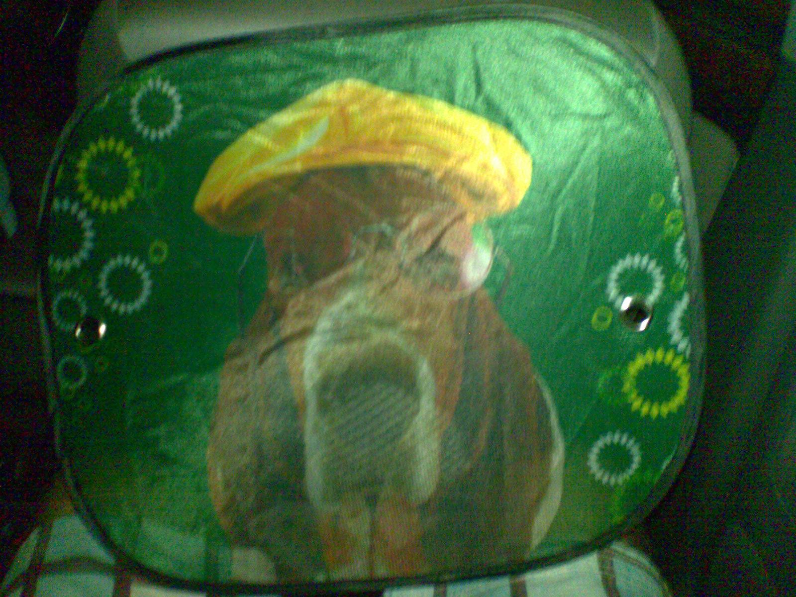parasol de la bp impresionante  ForoCoches