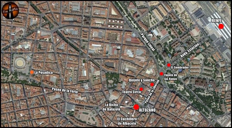 Mapa-Ruta-Monumentos-Albacete