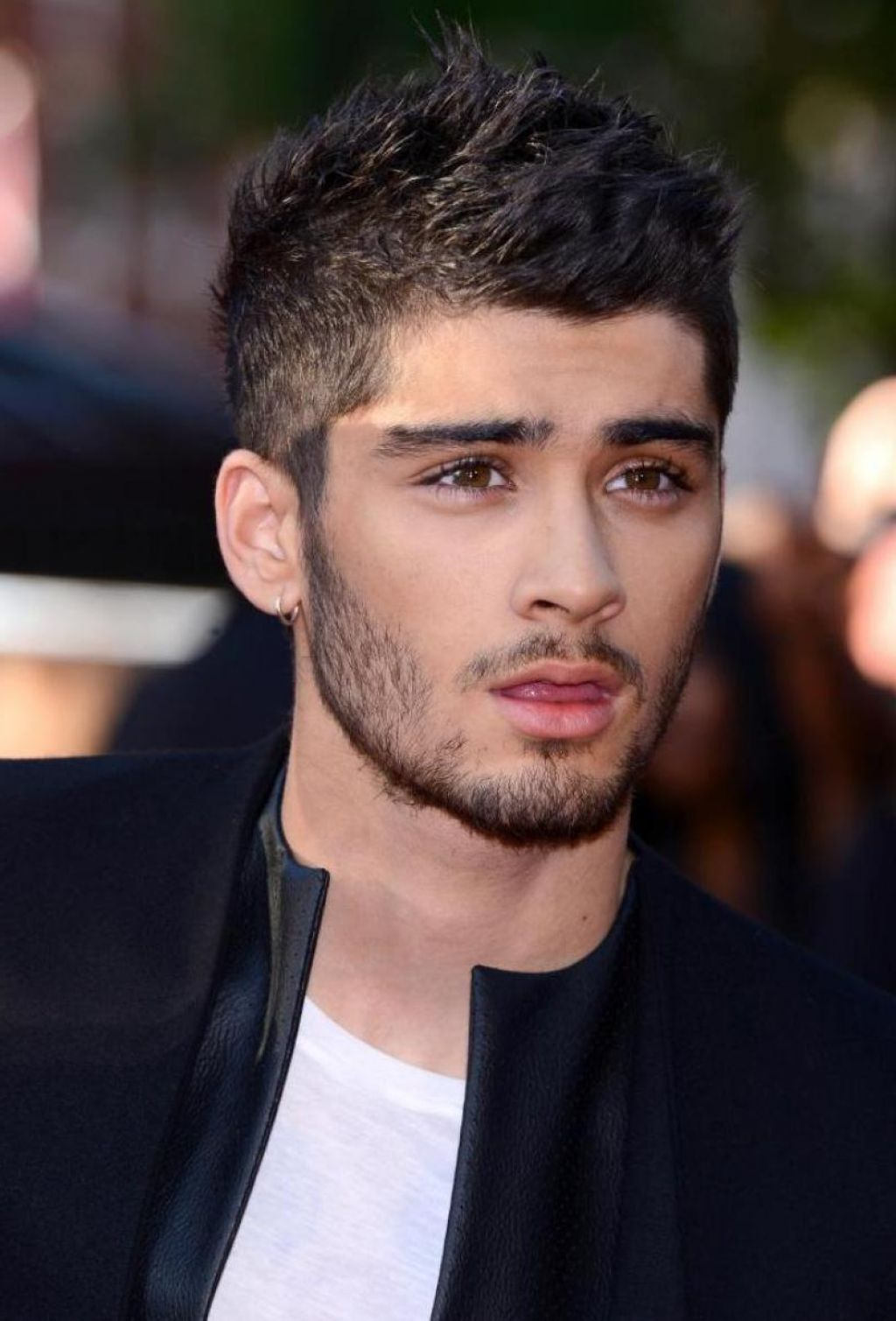 Malik Hairstyle Inspiration - Zayn malik hairstyle from backside 2014