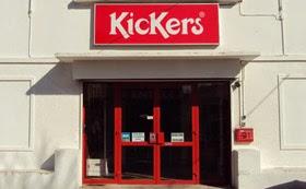 déstockage de la marque Kickers dans le Rhône (Décines - Lyon - Villeurbanne)