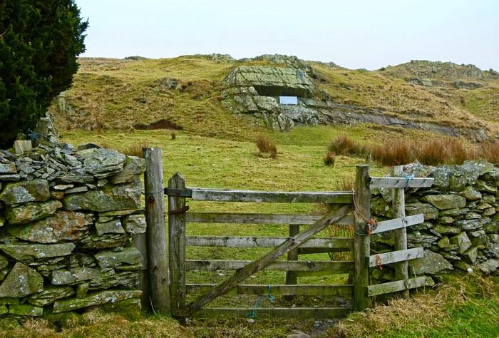Fox's Pulpit, Firbank Fell, Quakers, Cumbria