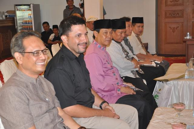 Rapat Ekpose Gubernur Jambi Bersama Pengusaha Batubara