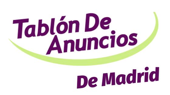 Tablón de anuncios de Madrid