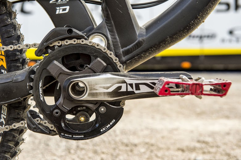 Bike News, Look Closer, Gee Atherton, Gee Atherton's GT Fury 27.5