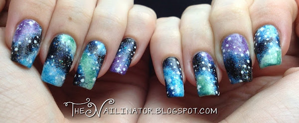Nebula nails full spread