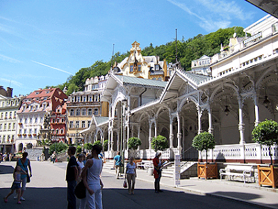 Karlovy Vary -  Repblica Checa / Julio 2007