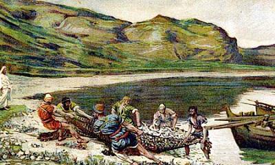 Aparição de Jesus na Galileia