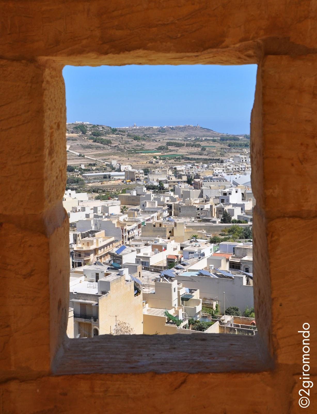 Una finestra su Gozo