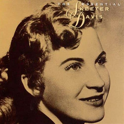 from the vaults  skeeter davis born 30 december 1931