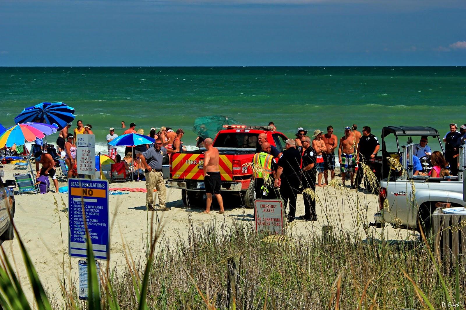Capture America Journal: Garden City and Surfside Beach; SC 7/18/14