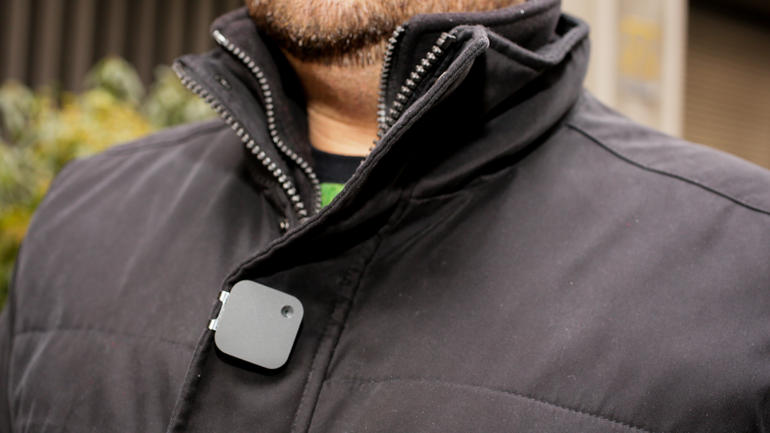 Get Narrative Clip review by CNET
