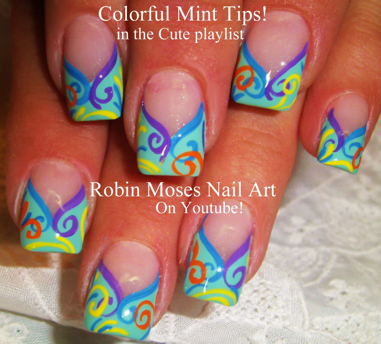 Robin Moses Nail Art February 2015: Robin Moses Nail Art: June 2015