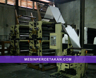 Web Leader | Mesin cetak web roll paper