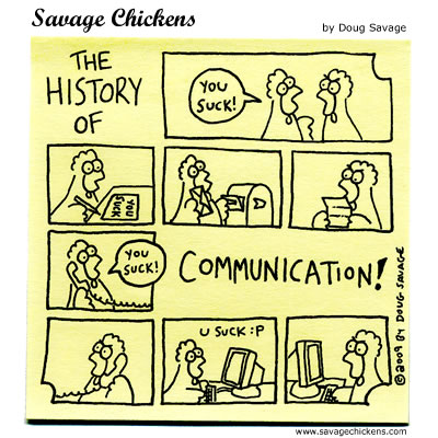 History of telecommunication