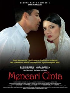 sinopsis &amp; video trailer filem mencari cinta  25 april 2013