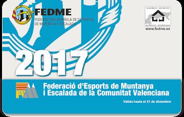 Federación de Montaña Comunidad Valenciana