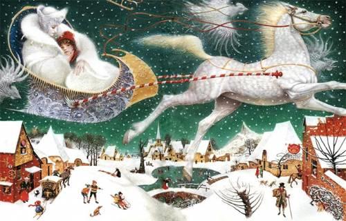 Сказка Снежная королева Ганса Христиана Андерсена