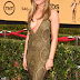 JENNIFER ANISTON A GOLDEN GODDESS AT THE 2015 SAG AWARDS