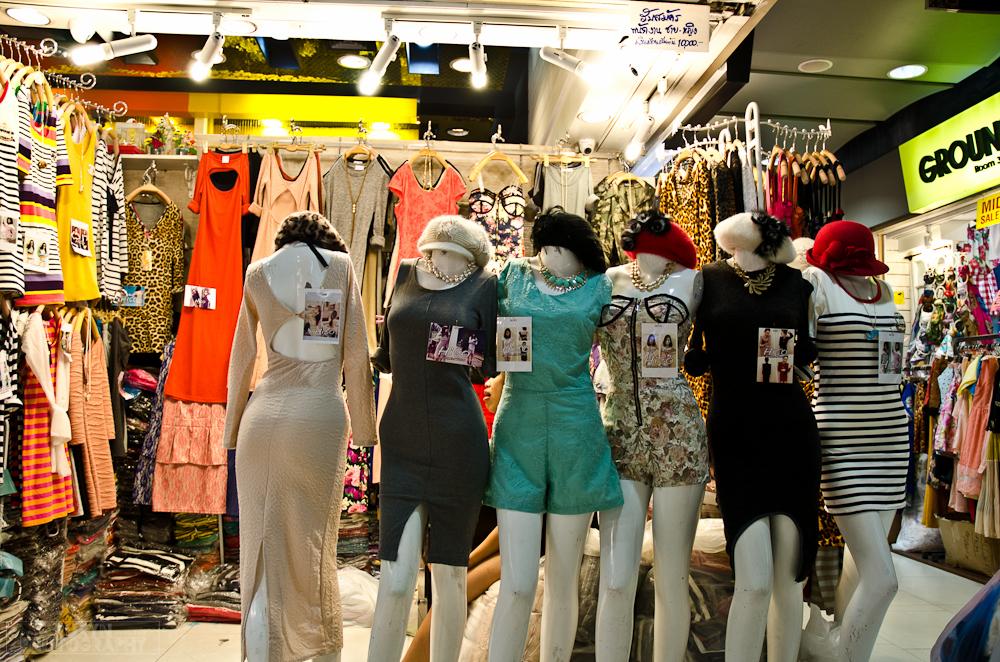 Шоппинг В Бангкоке Женская Одежда Сарафаны