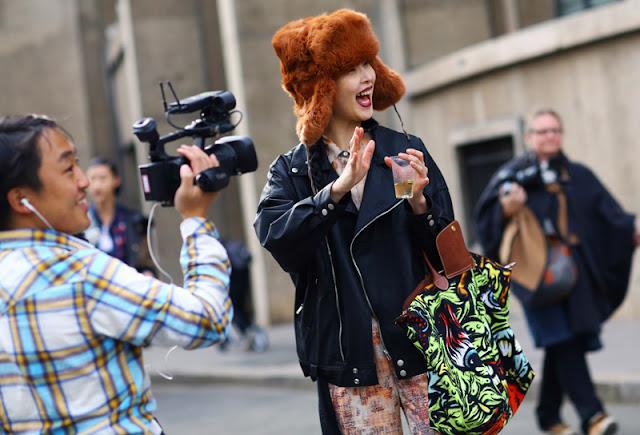 blogger-street style